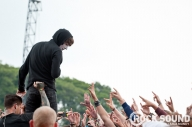 Reading / Leeds Festival 2013 Photos: Bring Me The Horizon