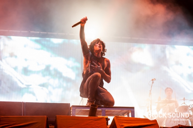 "Bring Me The Horizon At Reading: ""One Of The Most Exciting Bands We've Got"""