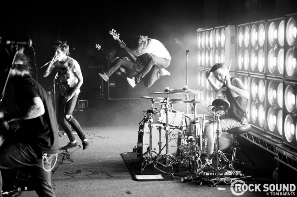 Live And Loud: Bring Me The Horizon