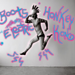 Boots Electric - Honkey Kong Cover