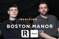 Inspiring…Boston Manor, with Marshall