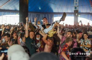 GALLERY: 13 Photos Of Boston Manor On Stage And In The Pit At Reading Festival