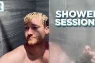 The Bottom Line's Callum Amies, 'Happy' - Shower Sessions