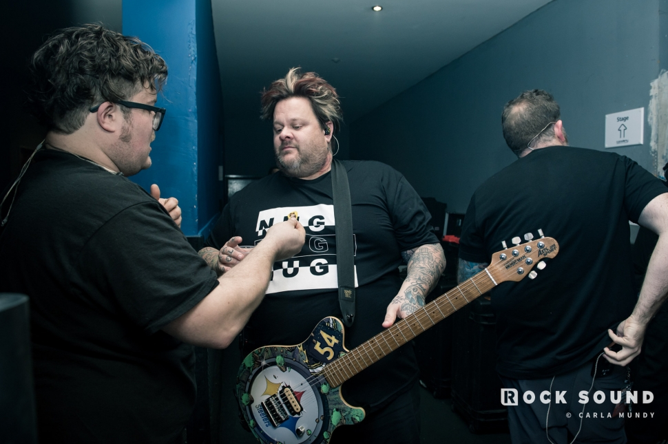 Bowling For Soup, Birmingham, February 12 // Photo: Carla Mundy