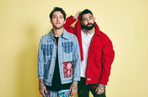"Breathe Carolina On Their Comeback: ""Now We Are the Danciest Act In The Rock World"""
