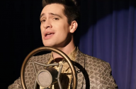 Watch Panic! At The Disco's Brand New Video For Their Track From The Frozen Soundtrack