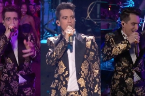 WATCH: Panic! At The Disco Perform 'High Hopes' Live At MTV VMAs 2018