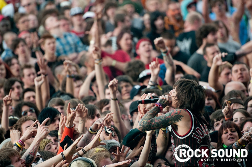 Download Festival 2011 Live And Loud: Bring Me The Horizon