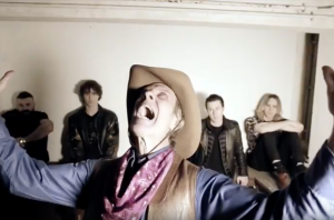 Don Broco's Cowboy Is Back In Their Brand New Video For 'Half Man Half God'