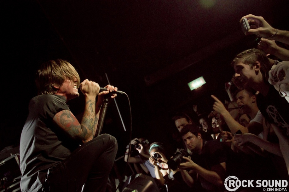 Live And Loud: Billy Talent