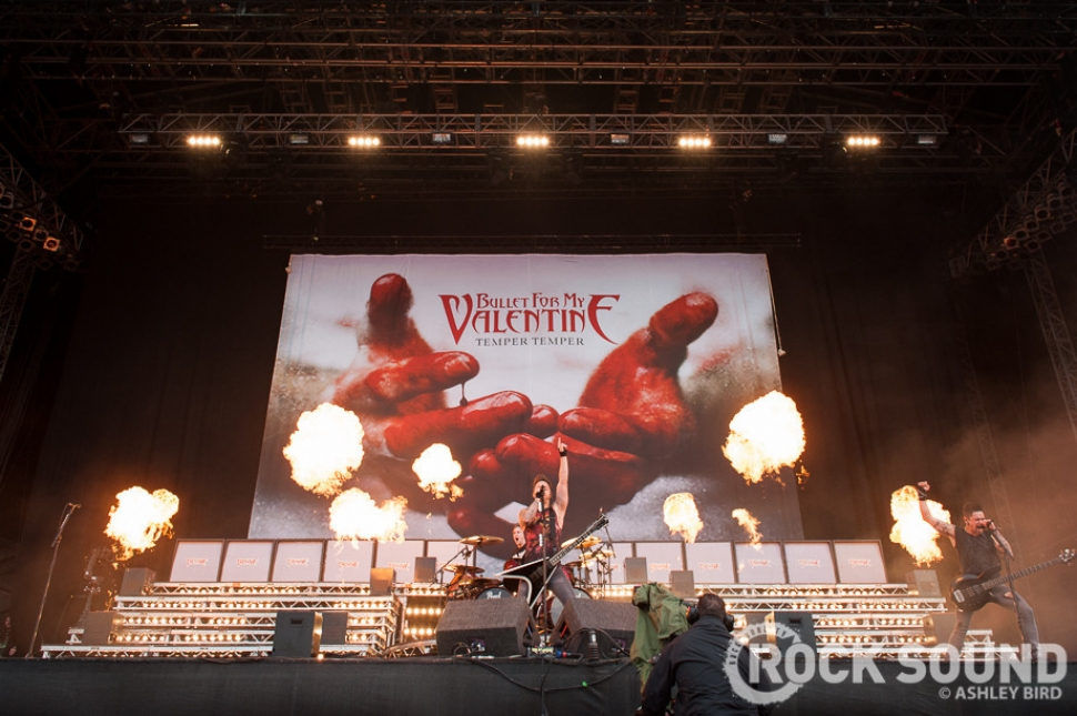 Download Festival 2013 Photos: Bullet For My Valentine