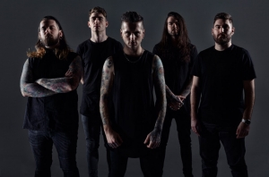 Bury Tomorrow Have Released A Brand New Track 'Glasswalk'