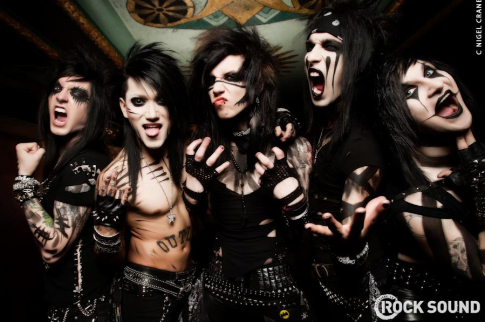 Cover Exclusive: Black Veil Brides