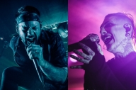 Hear Caleb Shomo's Remix Of Motionless In White's 'Another Life'