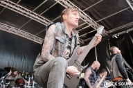 Live + Loud @ Slam Dunk: Caliban