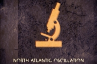 North Atlantic Oscillation - Callsigns EP