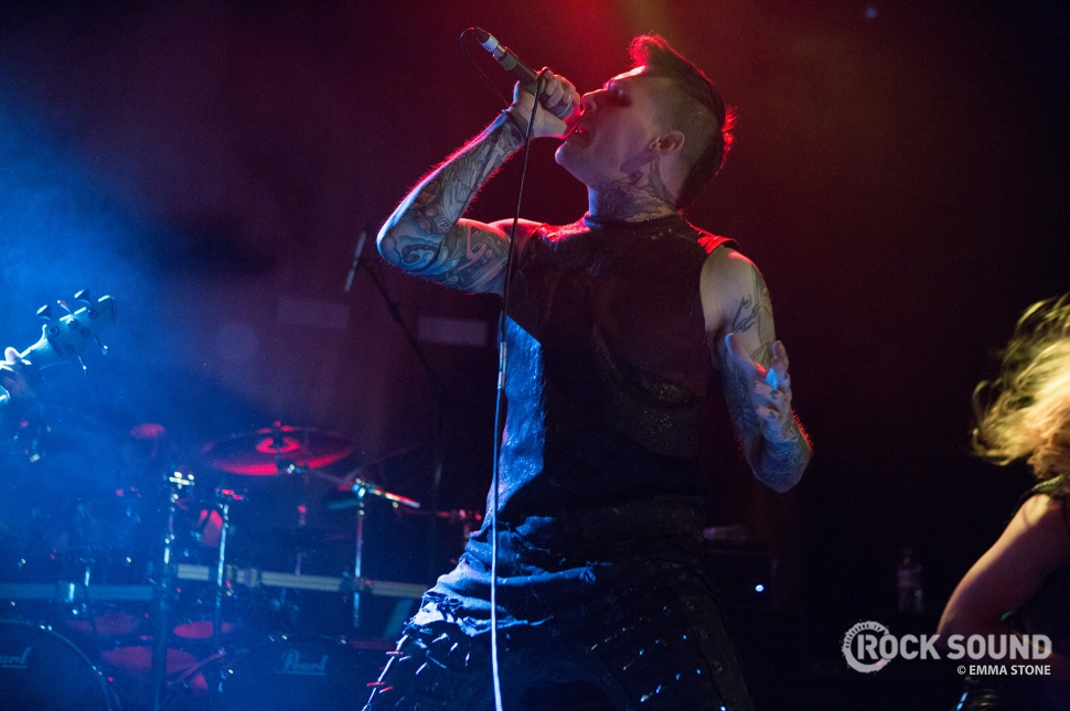 Carnifex, Impericon Festival, Manchester Academy II, April 17 // Photo: Emma Stone