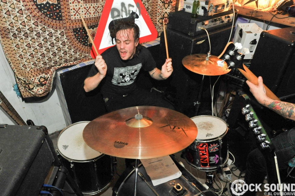 Live And Loud Archive: Cancer Bats House Show