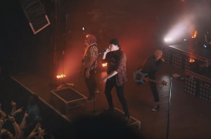 State Champs' Brand New Video For 'Frozen' Perfectly Captures Their Huge Live Performances