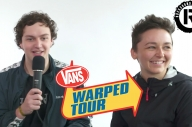 Chapel Share Their Warped Tour Memories