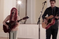 This Charlie Simpson / Emma Blackery Acoustic Collab Is The Lushest Thing You'll Hear All Week