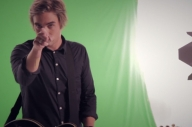 Behind The Scenes On Charlie Simpson's Latest Video