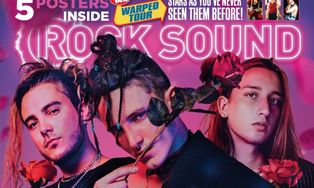 Chase Atlantic's Issue Of Rock Sound Is Available On UK Newsstands From Today!