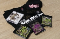 WIN A Load Of Signed Chelsea Grin / Ernie Ball Goodies!