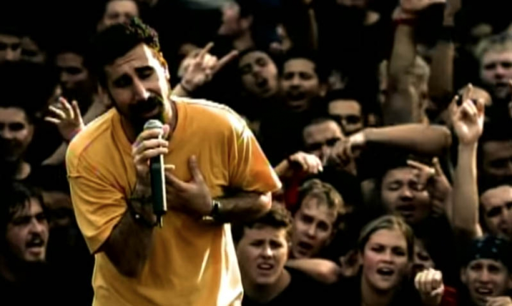 System Of A Down's 'Chop Suey!' Has Hit 1 Billion Views On YouTube