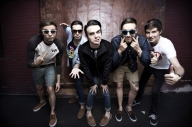Chunk! No, Captain Chunk! Drummer Says 'Au Revoir' To The Band