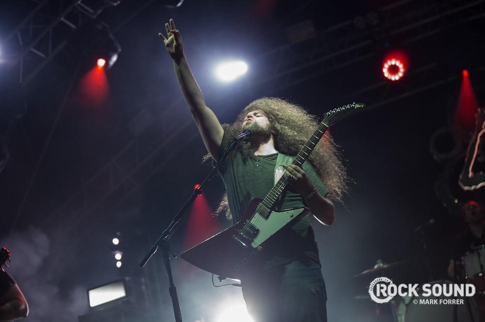 Coheed And Cambria, Hevy Festival, August 14 // Photo credit: Mark Forrer