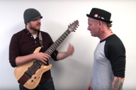 Here's Three Minutes Of Corey Taylor Telling Rob Scallon He's The Worst, Just Because