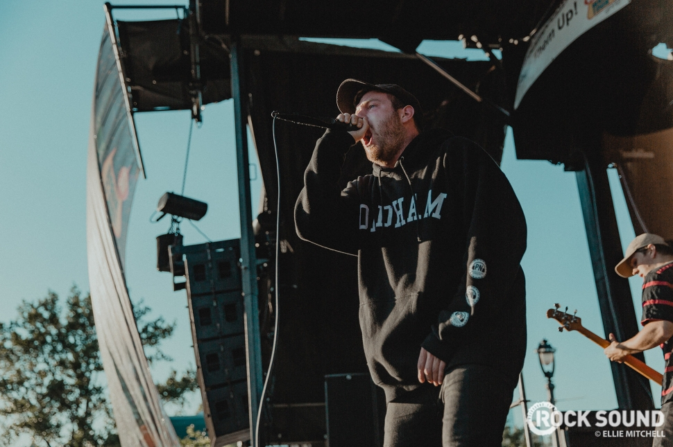 Counterparts, Vans Warped Tour 2017 // Photo: Ellie Mitchell