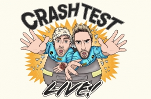 "All Time Low's Alex Gaskarth & Jack Barakat On Crash Test Live: ""There's Going To Be A Bit Of Chaos"""