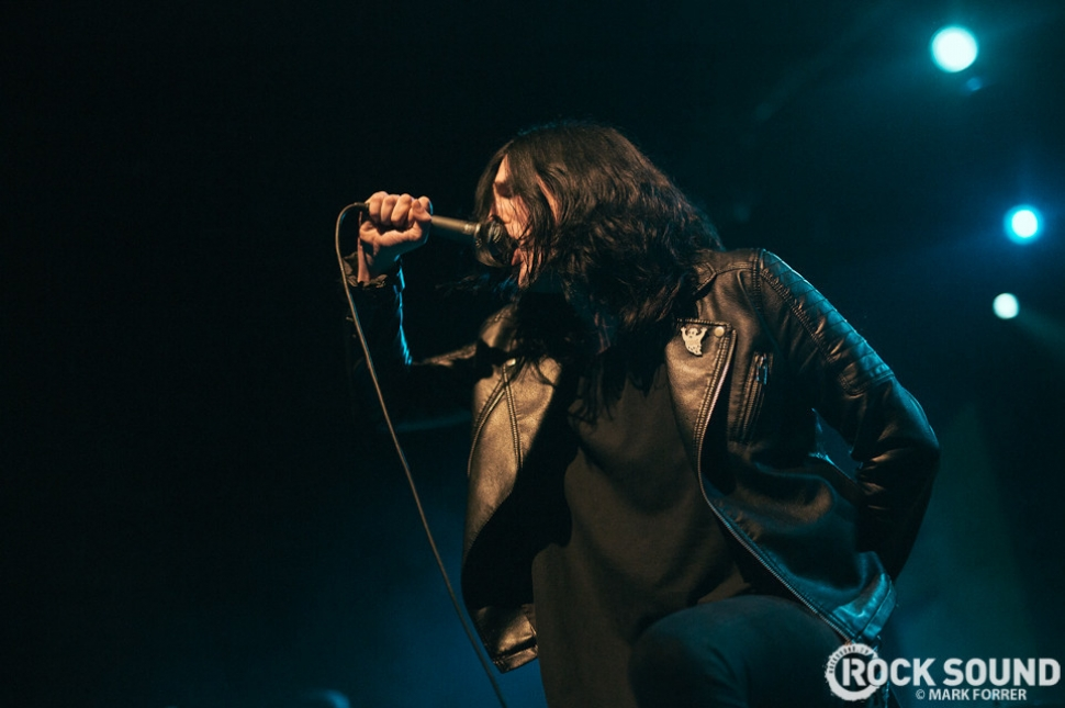 Creeper, Manchester Academy, February 04 // Photo credit: Mark Forrer