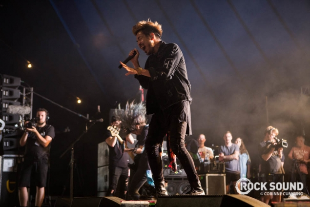 """Masters Of Their Craft"": Crossfaith At Reading Festival"