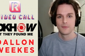 iDKHOW's Dallon Weekes Talks Debut Album 'Razzmatazz' - Video Call
