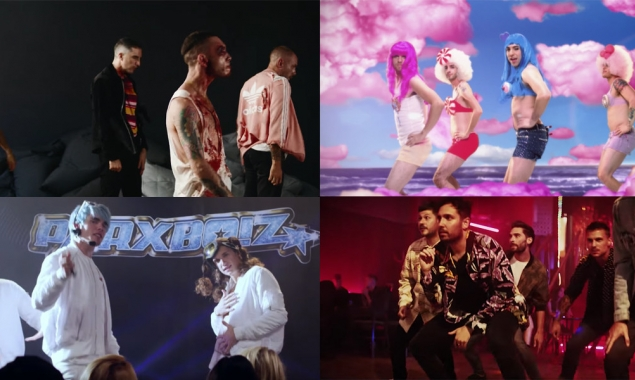 The 10 Best Examples Of Synchronised Dancing In Scene Music Videos
