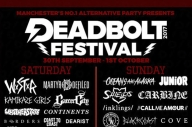 Deadbolt Festival Announces More Bands
