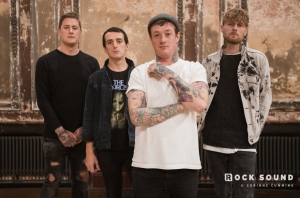 "James Veck-Gilodi On Deaf Havana Headlining Marshall Live: ""It Should Be A Good Laugh To Be Honest"""