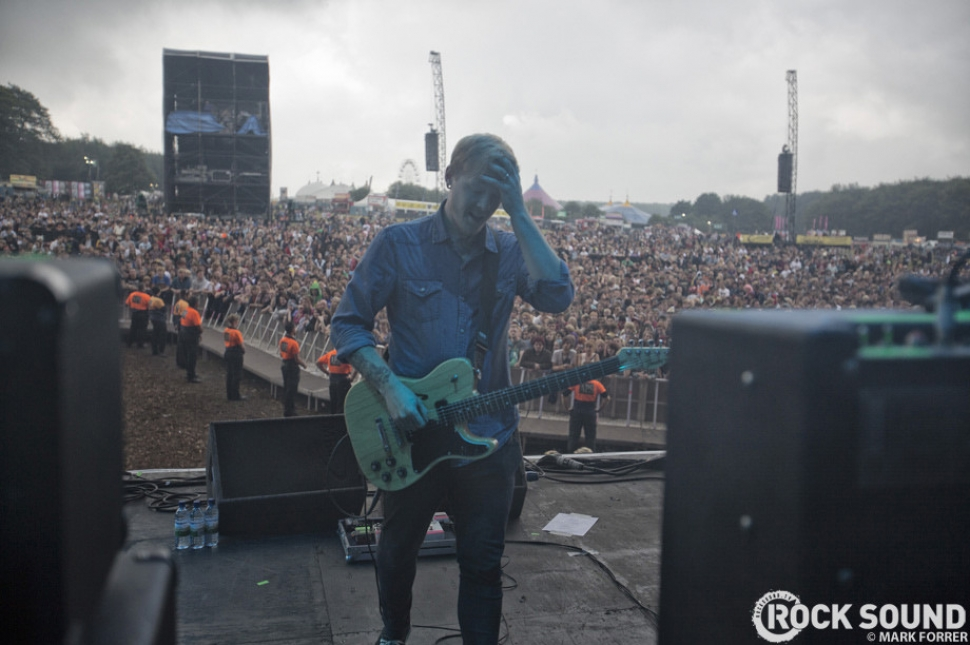 Reading And Leeds Festival 2012 Live And Loud: Deaf Havana