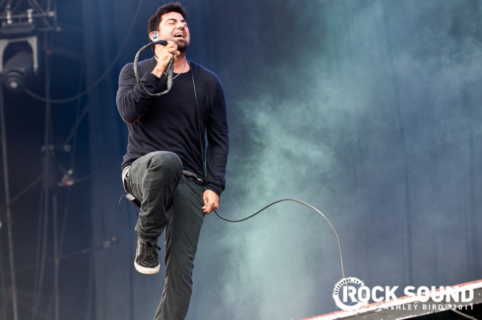 Reading And Leeds Festival 2011 Live And Loud: Deftones