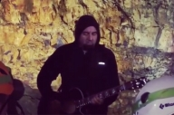 Watch Chino From Deftones Play Inside A Volcano