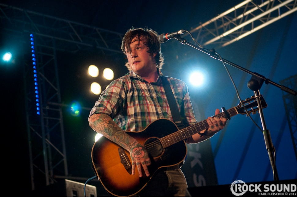 Hevy 2012 Live And Loud: Deaf Havana