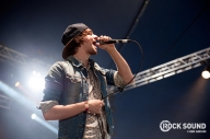 9 Photos Of Chunk! No, Captain Chunk! Taking It EZ At Download Festival