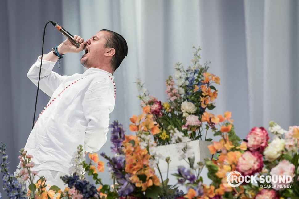 Faith No More, Download Festival, June 13 // Photo credit: Carla Mundy