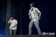 They've Been To Hell, Now They're At Download. 10 Photos Of Hollywood Undead Doing Their Thing
