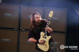 Lamb Of God's Mark Morton Has Announced His Solo Album, Featuring Chester Bennington