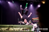 These Photos Of Yellowcard At Download Festival Will Turn Your World Upside Down