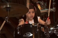 This Five-Year-Old Is Better At Drums Than You